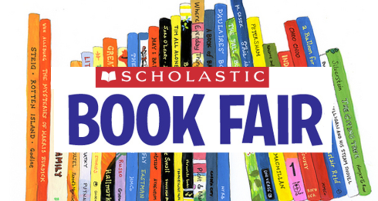 Scholastic Book Fair Coming To IIT Academy!