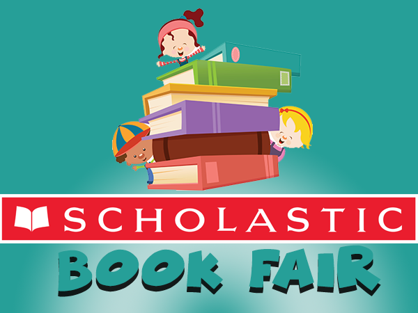 Scholastic Book Fair Extended to Friday!